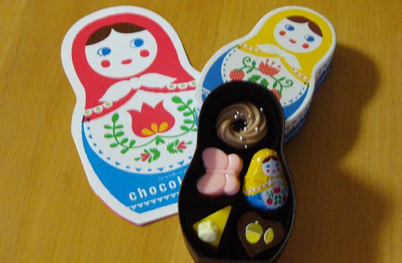 chocolawka - ショコラーシカ