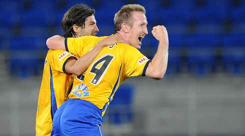 John Curtis scores Goal Of the Week for Gold Coast