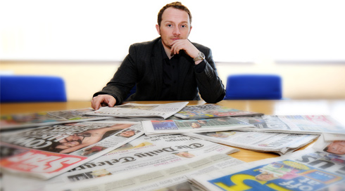 Onside PR founder James Fletcher settles with News International over News of the World phone hacking affair.