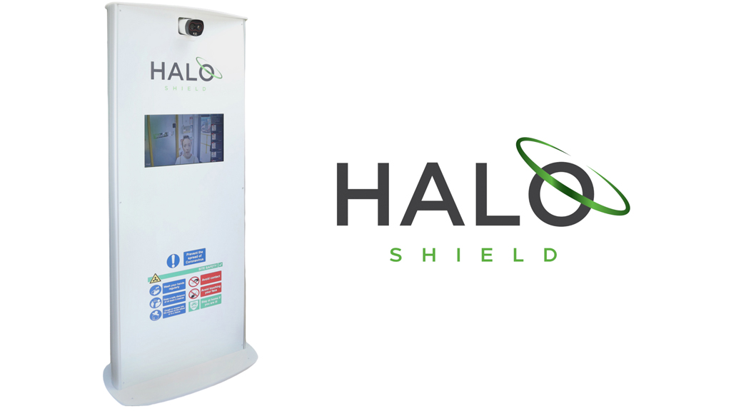 Onside-PR-create-stunning-video-to-launch-the-Halo-Shield-a-mobile-body-temperature-measuring-system-to-help-businesses-back-to-work-after-Covid-19