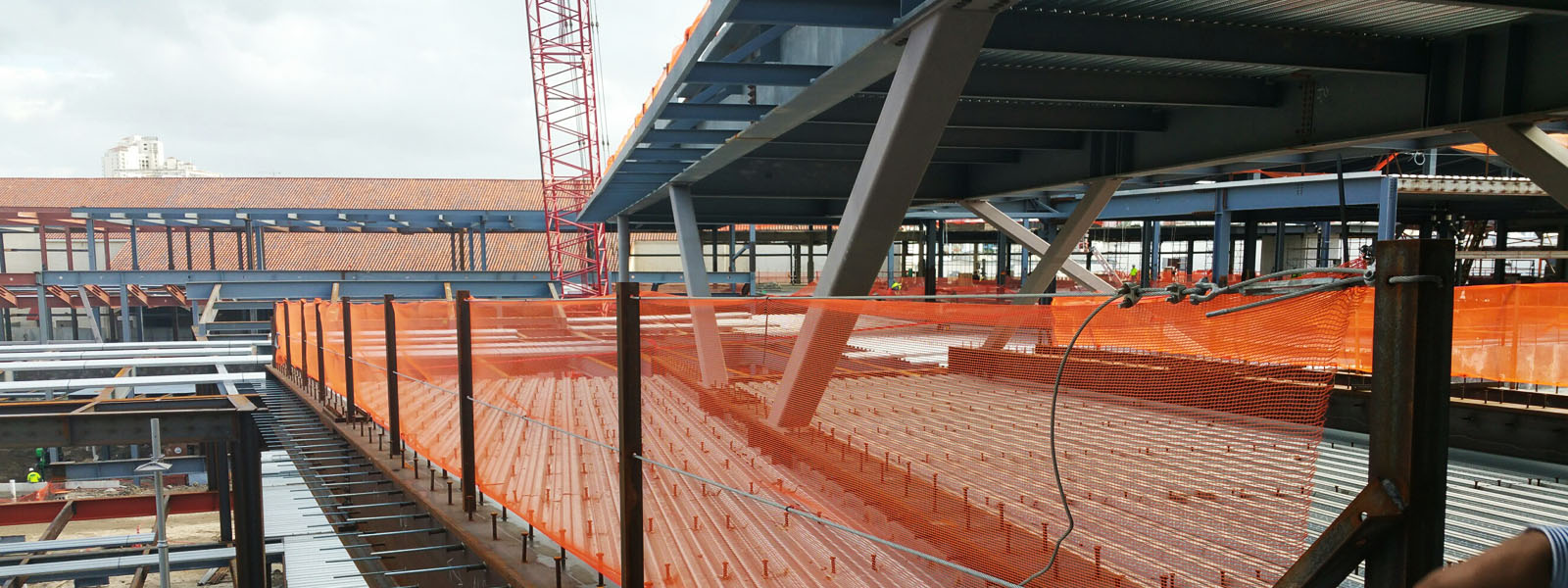 TSC Southeast Construction Safety Netting