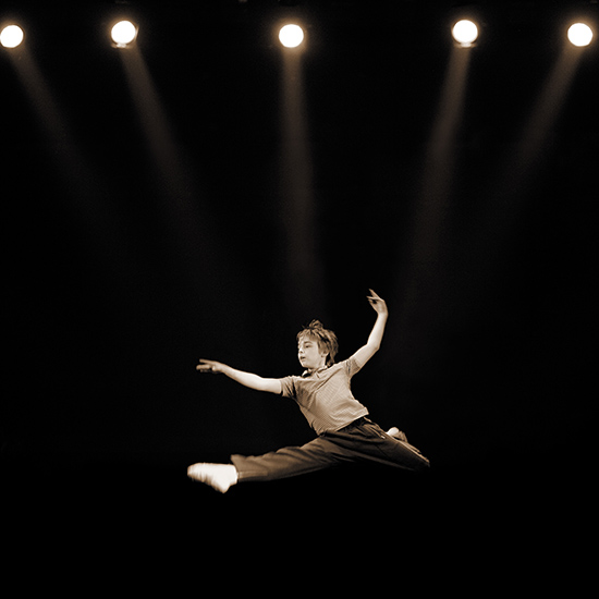 3. Liam Mower (Billy Elliot), by David Scheinmann (2005)