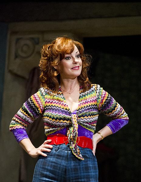 Mrs Wilkinson (Ruthie Henshall)