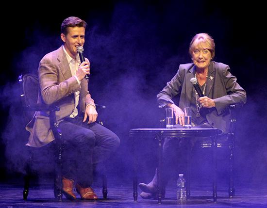 Gillian Lynne avec arnaud Cazet