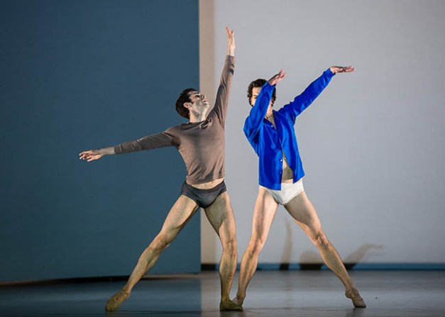 Mathias Heymann et Alexandre Gasse