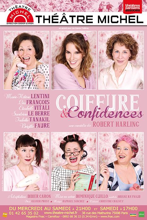 COIFFURE ET CONFIDENCES_Affiche HD