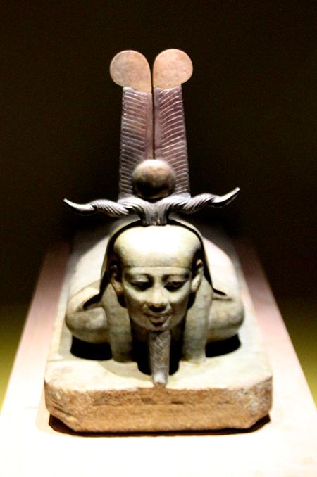 Le réveil d'Osiris