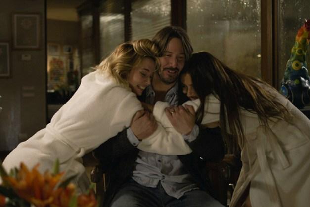 vignette_KK 115 - Ana De Armas (Bel), Keanu Reeves (Evan), Lorenza Izzo (Genesis)