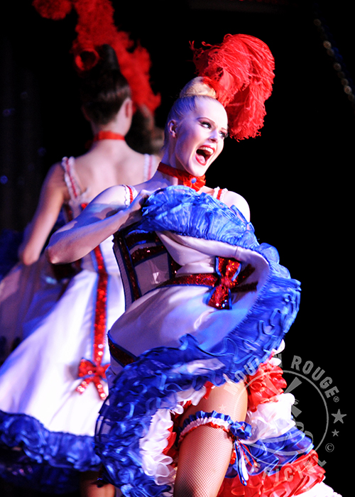 French Cancan Danseuse ©Moulin Rouge® - S.Bertrand