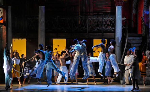 11 - Carmen la Cubana @ Théâtre du Châtelet - Marie-Noëlle Robert