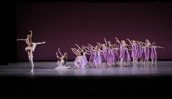 Walpurgisnacht New York City Ballet Evening 1/29/11 Credit photo: ©Paul Kolnik paul@paulkolnik.com nyc 212-362-7778 Choreography ©The George Balanchine Trust