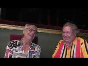ALIENOR, variation sur l'amour courtois d'Alain Marty avec Agnès Letestu et Vincent Chaillet au Théâtre du Gymnase