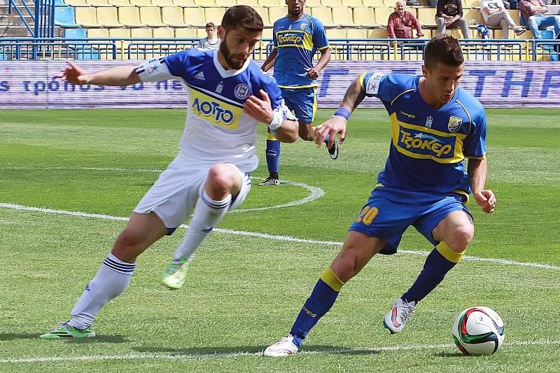 Παναιτωλικός-ΑΕΛ Καλλονής 2-0