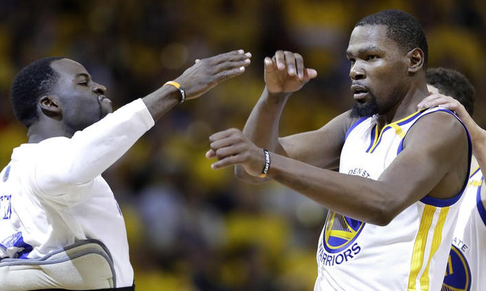 Νέα νίκη για Ουόριος, 2-0 οι τελικοί του NBA