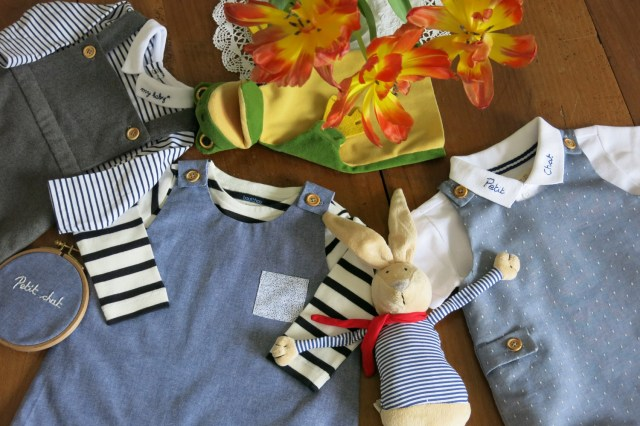 Cadeaux de naissance Baby boy – Petit chat - on sunday mornings