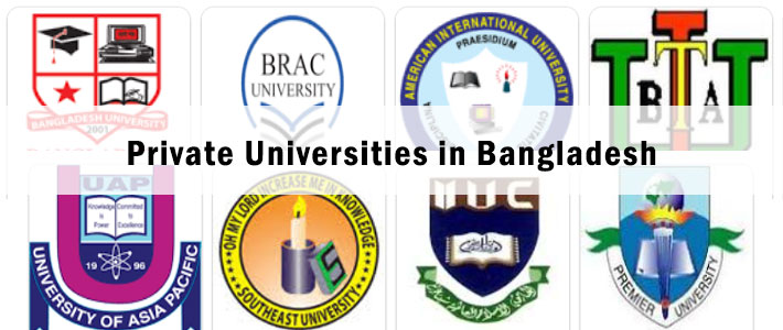 Private Universities in Bangladesh