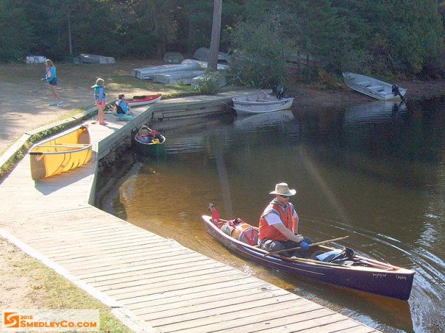 Rock Lake Access Point #9, Algonquin
