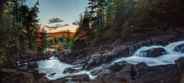 Ragged Falls_Just outside of Algonquin_Courtesy_Stan Klasz