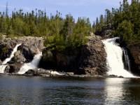 My favorite campsite - Cascade Falls - Lake Superior - Pukaskwa National Park (1)