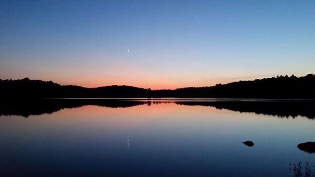 Kawartha Higlands Provincial Park_Bottle Lake Campsite