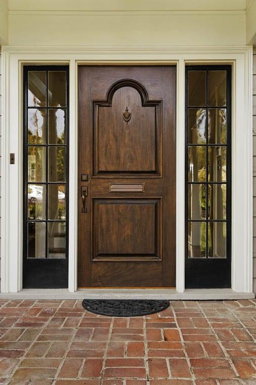 Wood Door Replacement