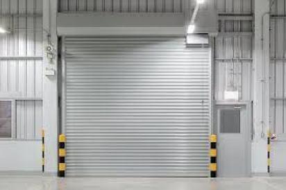 Oakville Commercial Garage Door Replacement