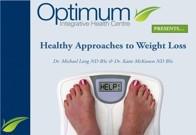 Healthy Weight Loss - Optimum Integrative