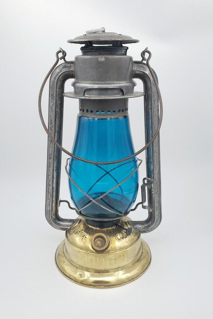 Wright Lanterns No.4 Brass Fount