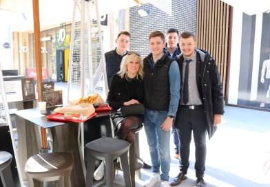 Un air de Belgique au foodtruck de Shopping promenade