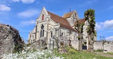 À Saint-Mard, une église pas comme les autres