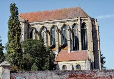 L'abbaye de Saint-Martin-aux-Bois se fait une beauté