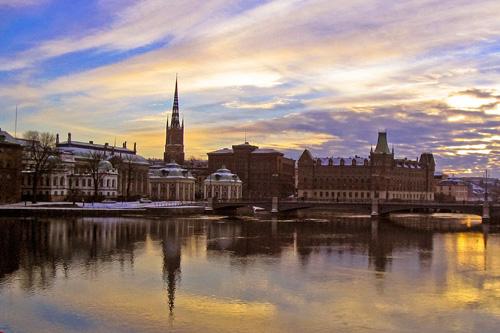 أفضل 10 أماكن في السويد