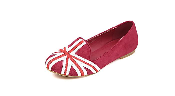 اسكربينات باليرينا علم بريطانيا الشهيرة ! (6)