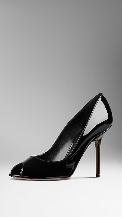 الأحذية السوداء الكلاسيكية ، سر كل مرأة أنيقة ! (3)