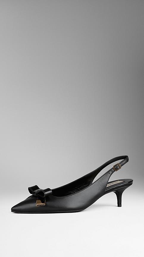 الأحذية السوداء الكلاسيكية ، سر كل مرأة أنيقة ! (8)