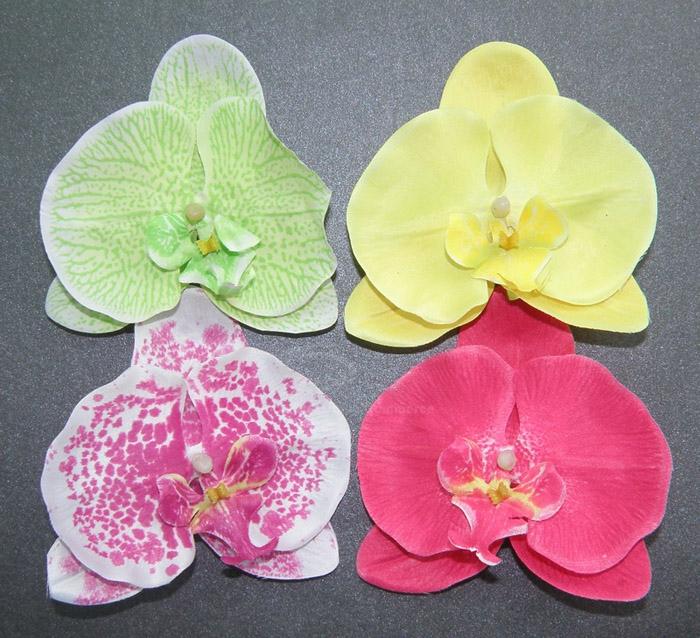الأزهار ، موضة اكسسوارات الشعر لهذا العام ! (2)