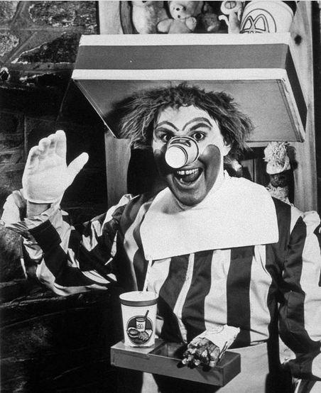 رونالد ماكدونالدر الاصلي 1963