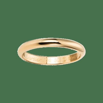 زيني زواجك و خطوبتك بخاتم كلاسيكي من كارتييه (2)