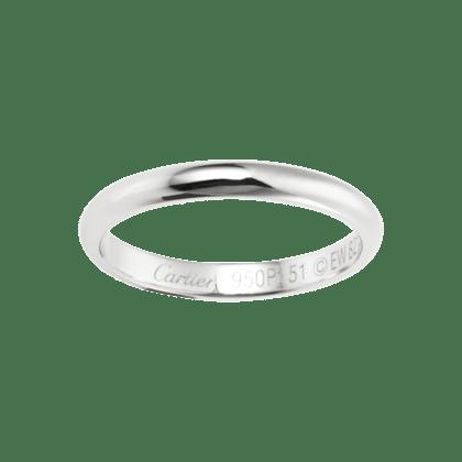 زيني زواجك و خطوبتك بخاتم كلاسيكي من كارتييه (3)