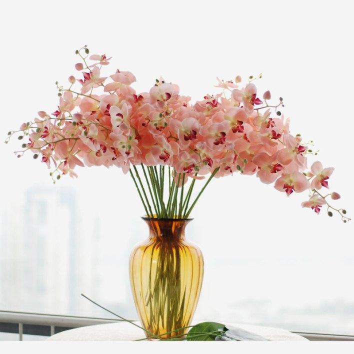 زيني بيتك بديكورات الأزهار الطبيعية الصناعية !