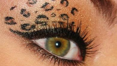 مكياج الـ leopard