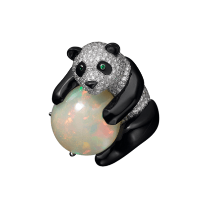 قطع مجوهرات الحيوانات الصينية بملسة فرنسية ! (3)