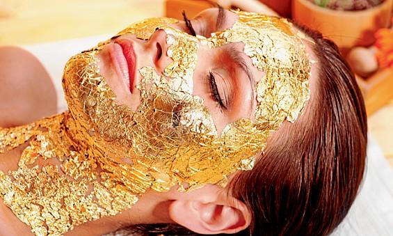 هل تساءلتِ يوماً ، ما هو ماسك الذهب ؟!  (2)