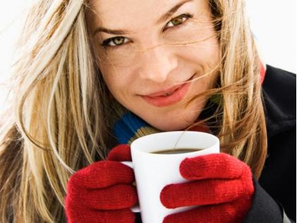 خمسة طرق لتظلين دافئة في فصل الشتاء