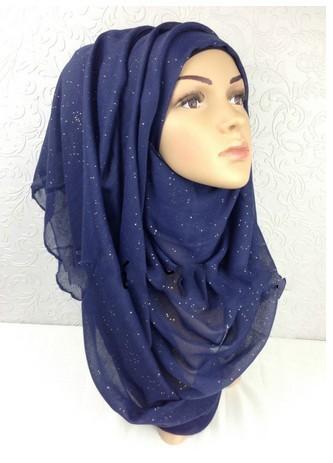 أفضل حجاب للصيف ، خفيف و بلمعة مميزة ! (1)