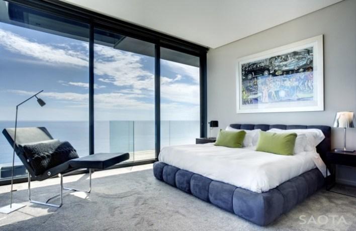 غرف نوم بإطلالات رائعة على المحيط 6