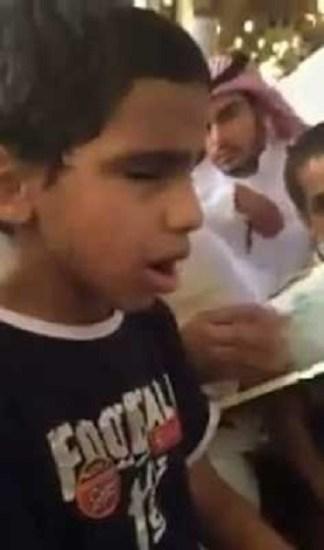 فيديو، طفل سعودي ضرير يحفظ القرآن برقم الآيات والصفحات