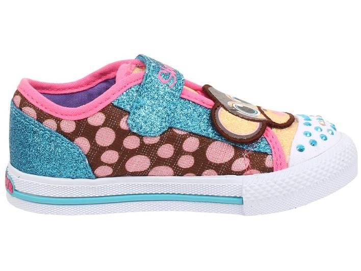وميض و أضواء أحذية الأطفال - سكتشر كيدز (7)