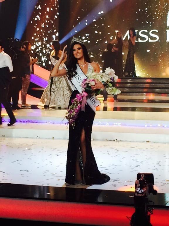 ملكة جمال لبنان 2014 سالي جريج.7