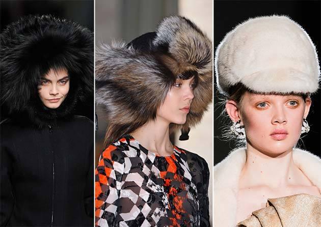من الطربوش إلى المنديل في عروض الأزياء العالمية ! (7)